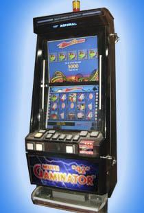 Игровые аппараты гейминатор адмирал бу солт машина игровые автоматы
